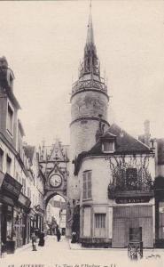 Auxerre , France , 00-10s : La Tour de l'Horloge