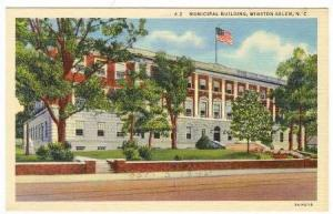St. Paul's Episcopal Church, Winston-Salem, North Carolina,  30-40s
