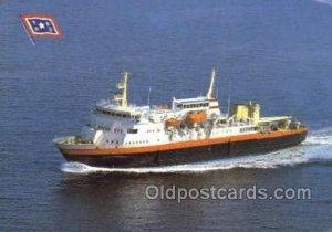 MS Midnasol Enlarged Continental Size Ship OceanLiner Unused