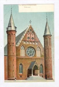 's-GRAVENHAGE , Ridderzaal , Netherlands , 1890s-1905