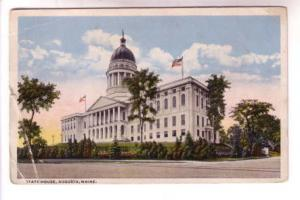 State House,  Augusta, Maine