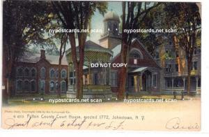 United Presbyterian Church, Johnstown NY
