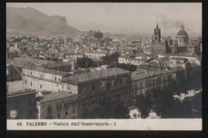 102279 ITALY Palermo Veduta dall Osservatorio I NPG photo PC