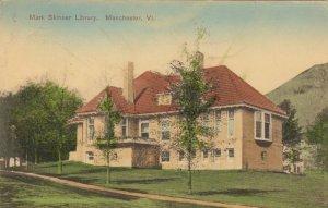 MANCHESTER, Vermont, 1910-10s; Mark Skinner Library