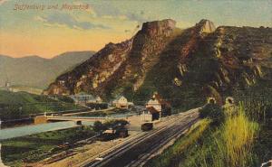 Germany Saffenburg und Mayschoss 1912