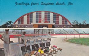 Jai alai And Dog Racing, DAYTONA BEACH, Florida, 40-60s