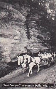 Wisconsin Dells Lost Canyon Real Photo RPPC