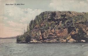 Bears Head, St. John River, New Brunswick, Canada, PU-1909