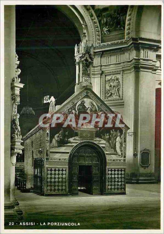 The Modern Postcard Assisi Portiuncula