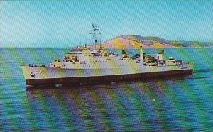 U S S ALAMO LSD-33