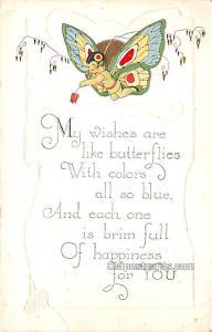 Post Card Old Vintage Antique 1931