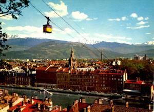 France - Grenoble (Aerial Lift)