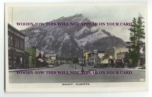 ft519 - Banff , Alberta , Canada - postcard
