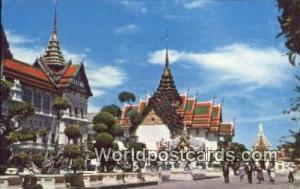 Bangkok Thailand Royal Grand Palace  Royal Grand Palace
