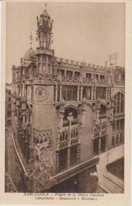 Palacio de la Musica Calalana, Arquitectos: Domenesch y Montaner, Barcelona, ...