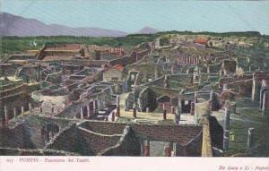 Italy Pompei Casa dei Teatri
