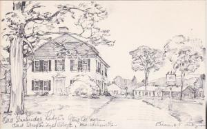 Massachusetts Old Sturbridge Village Old Sturbridge Lodge And Guest Cottages
