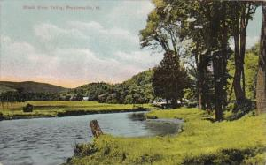 Vermont Proctorsville Black River Valley 1911
