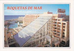 Spain Almeria Roquetas De Mar Hotel Playacapricho