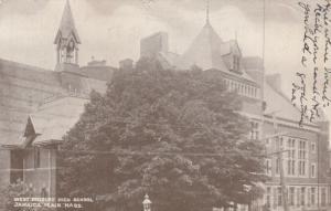 JAMAICA PLAIN , Massachusetts , PU-1907; West Roxbury High School