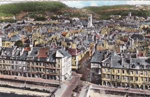 RP, Vue Generale, Besancon (Doubs), France, 1920-1940s