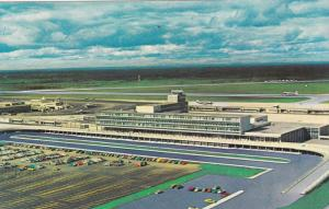 Montreal International Airport, MONTREAL, Quebec, Canada, 40-60's