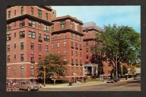 MN ROCHESTER Methodist Hospital MINNESOTA Postcard PC