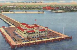 Florida Saint Petersburg Recreation Pier