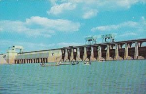 Kentucky Fishing At Kentucky Dam