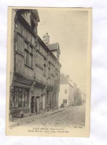 Vieille Maison XVI Siecle, Grande Rue, Gallardon (Eure-et-Loir), France, 1900...