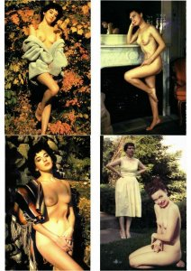 PIN UP NUDE EROTIC EROTIQUE RISQUE 89 MODERN CP (L2592)