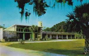 Florida Crystal River Crystal Lodge Motel 1955