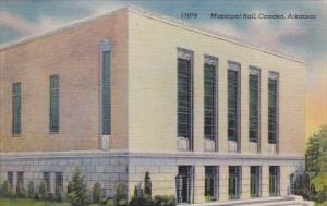 Municipal Hall Camden Arkansas