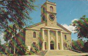 Hawaii Honolulu Kawaiahao Church 1976