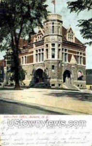 Post Office in Auburn, New York