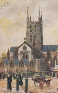SOUTHWARK Cathedral , UK , 00-10s ; St Saviours ; TUCK 6259