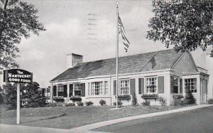 Illinois Chicago The Nantucket Restaurant 1950 Curteich