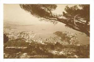 RP  Monaco - Vue Prise de la Grande Corniche, 00-10s