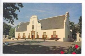 First Great Homestead Of The Cape Built by Governor Simon, Cape, South Africa...
