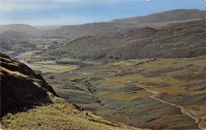 Hard Knott Pass Field Landscape