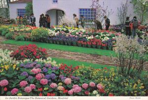 The Botanical Gardens Montreal Quebec Canada