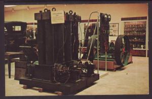 Bi Polar Generator,Edison Winter Home Museum,Fort Meyers,FL BIN