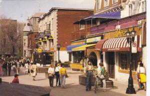 Store Front,  Prince-Arthur Street,  Montreal,  Quebec,  Canada,  PU_1988