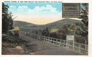 LPS72 Mohawk Trail Massachusetts Hoosac Tunnel Vintage Postcard