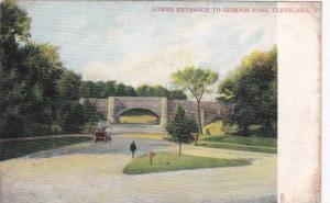 Lower Entrance To Gordon Park, Cleveland, Ohio, 1900-1910s