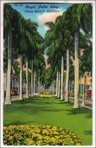Royal Palm Way, Palm Beach Fl