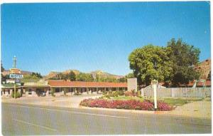 Treasure Trail Motel 140 West Center Street Kanab Utah UT