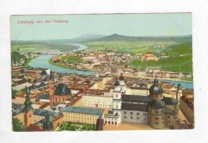 Salzburg Von Der Festung, Salzburg, Austria, 1900-1910s