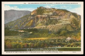 The Broadmoor-Cheyenne Highway