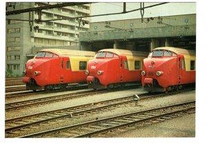 Triebwagenzüge Railway Train, Zurich, Switzerland